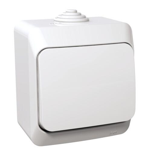 Cedar Plus Vízmentes egypólusú kapcsoló 101 IP44 Schneider