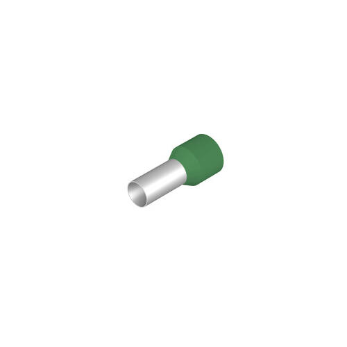 Érvéghüvely 16,0mm2 L=28mm szig zöld