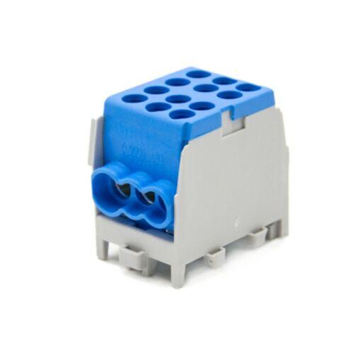 Fővezeték elágazó sorkapocs 25mm2 kék HLAK 25-1/4