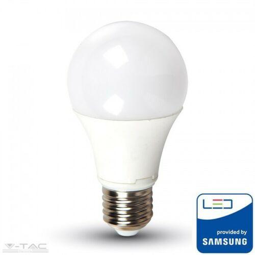 11W LED izzó Samsung chip E27 A60 4000K