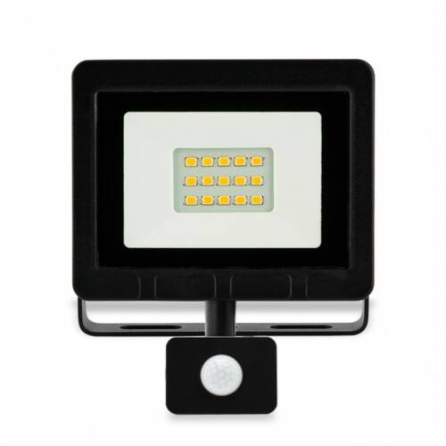 10W LED Mozgásérzékelős reflektor 4500K 800lm